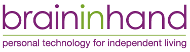 Brain in hand - personal technology for independant living